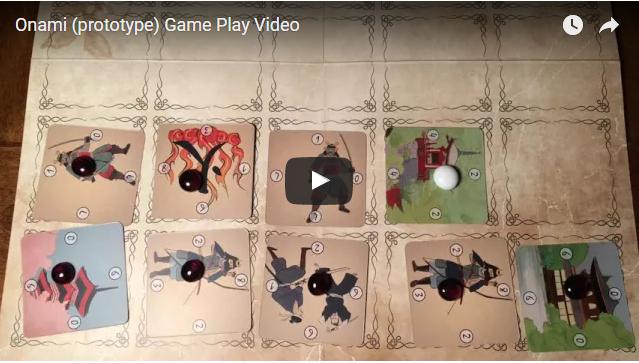 Onami Game Play Video