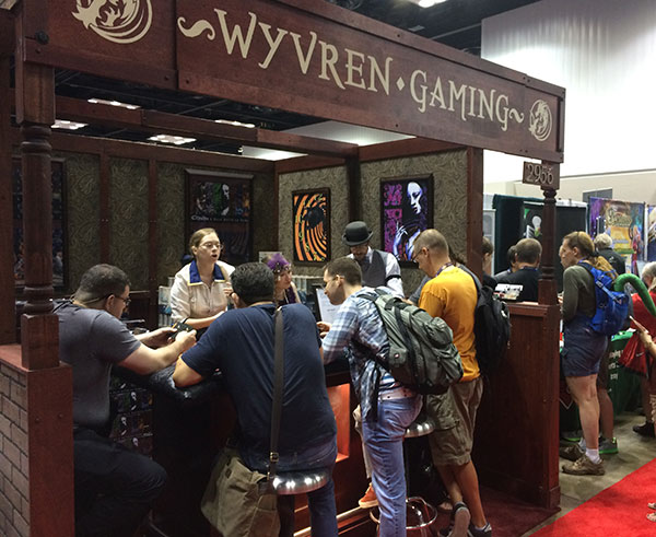 Gen Con 2016 Wrap Up