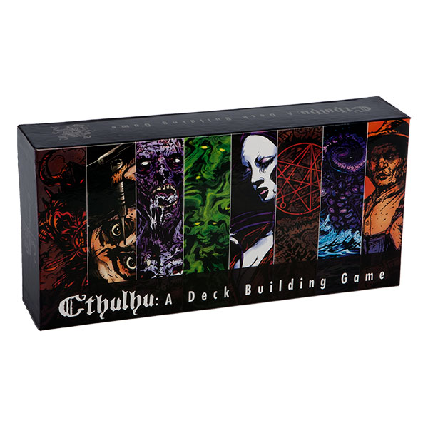 GeekDad Cthulhu: A Deck Building Game Article