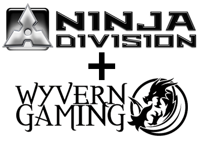 Ninja Division and Wyvern Gaming Partnership