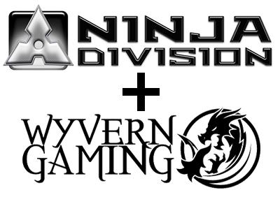 Ninja Division and Wyvern Gaming Partnership